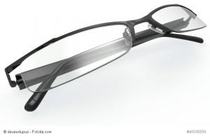 Brillenfassung - Brillengestell
