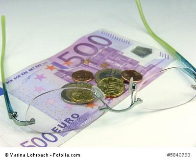 was kostet eine neue Brille