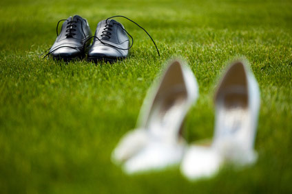 Schuhe Weitsichtigkeit